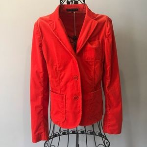 Theory Woman's Corduroy Jacket Size 10